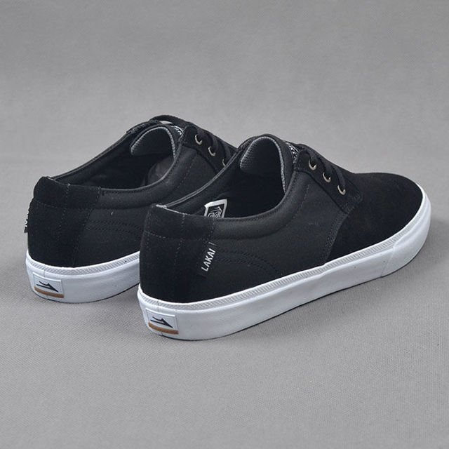 BUTY LAKAI SP17 DALY BLACK SUEDE