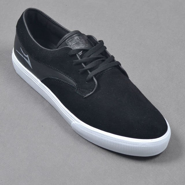 BUTY LAKAI SP17 RILEY HAWK BLK SUEDE