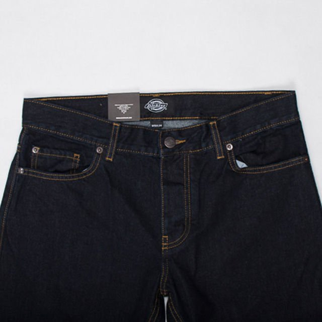 SPODNIE JEANS NORTH CAROLINA RINSED DICKIES