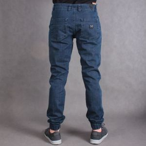 Spodnie Nervous Sp15 Jogger Denim Blue