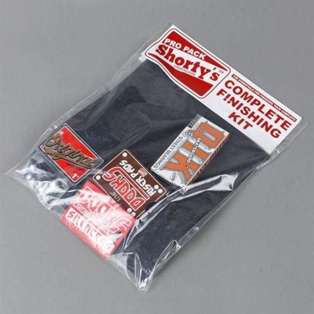 Zestaw SHORTYS Pro Pack Complete Finishing Kit