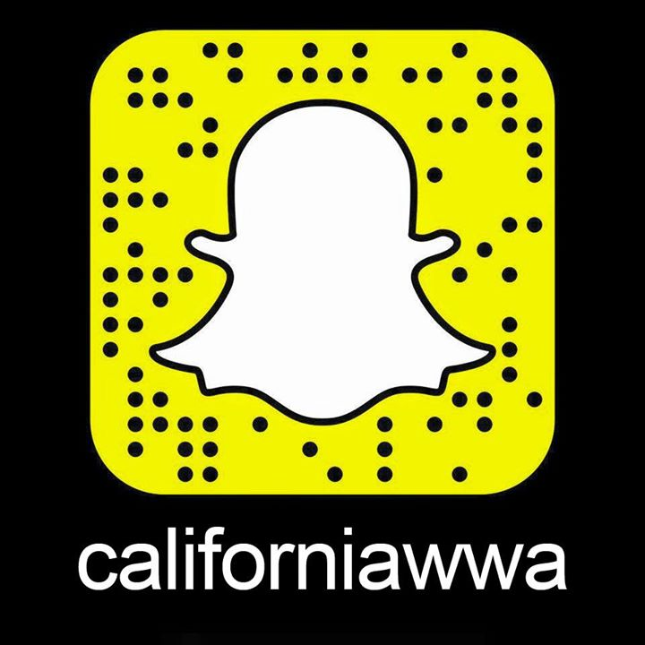 snapchat:californiawwa