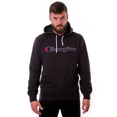 Bluza męska z kapturem Champion Chenille Hoody grey (212940 EM017)