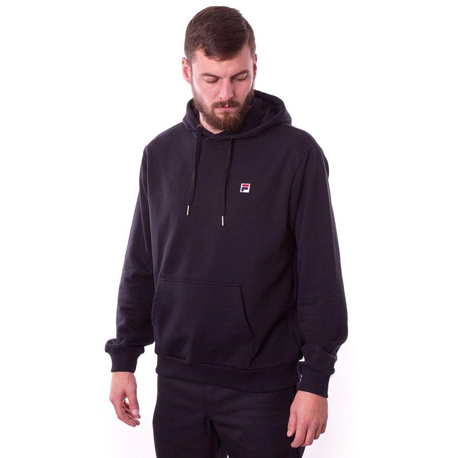 bluza fila victor hoodie black