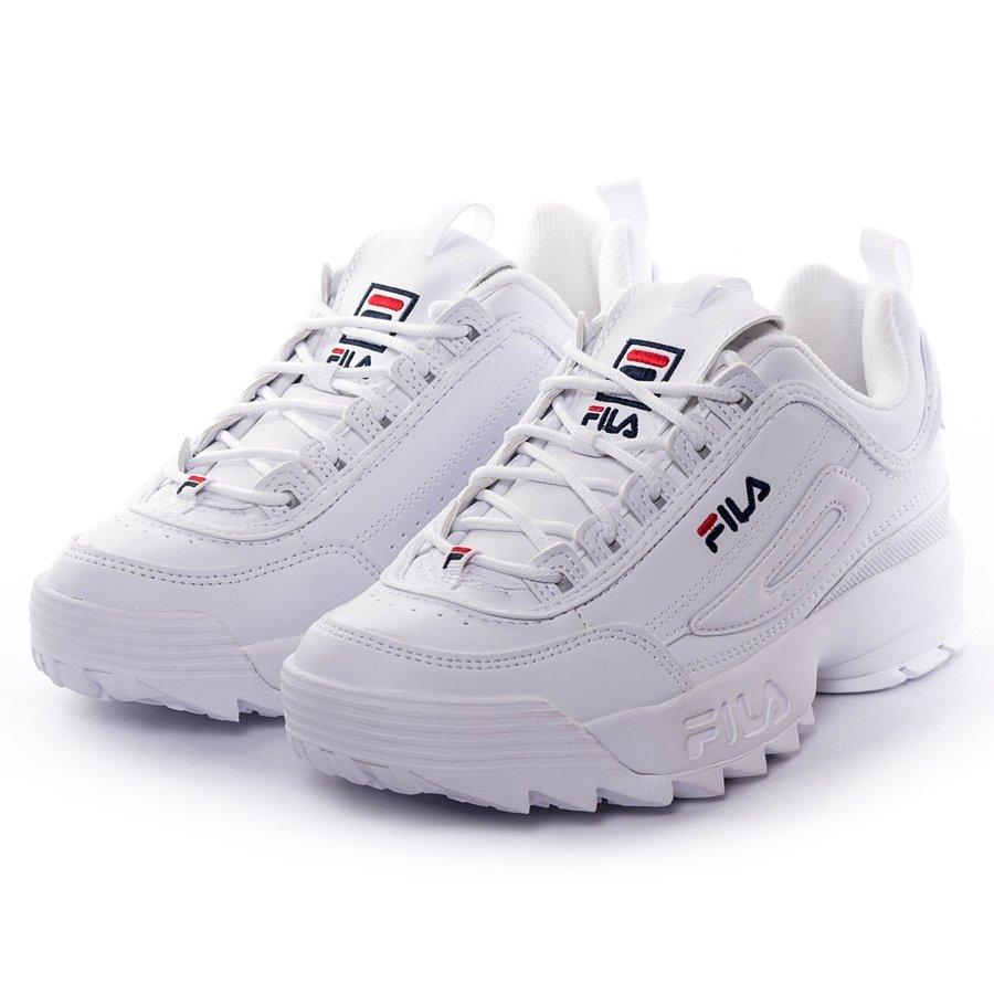 szeroki damskie sneakersy Fila, porównaj ceny i kup online