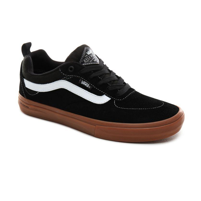 Buty męskie Vans Kyle Walker Pro black gum (VN0A2XSGB9M)