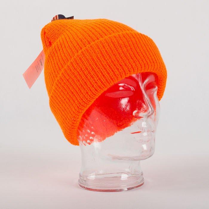 ... Czapka Brixton F18 Heist Beanie Blz Orange ... 272f3fc0d88b