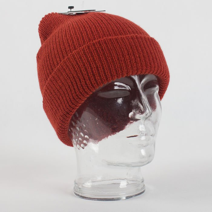 a76954b10 Czapka Brixton F18 Heist Beanie Red/Orange