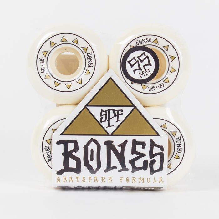Koła do deskorolki Bones Arrows Skatepark Formula P5 101A white 55mm (4szt.)