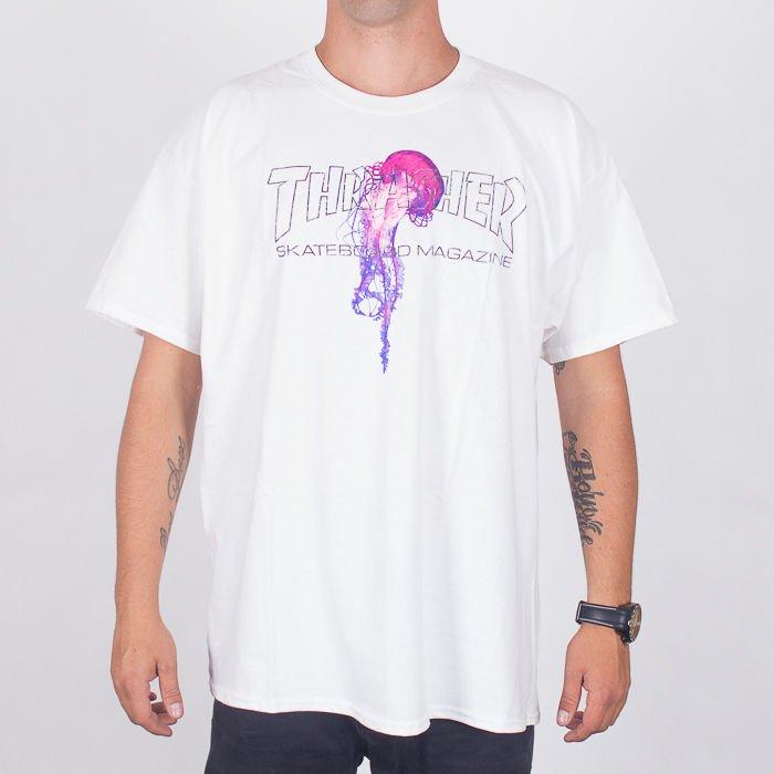 aba745895 Koszulka Thrasher Atlantic Drift Wht | Kategorie \ Koszulki \ Z ...