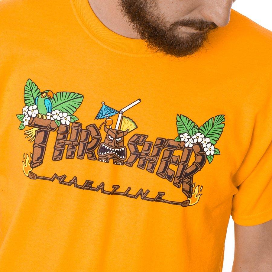 b2f9442ec Koszulka Thrasher Tiki Orange   Kategorie \ Koszulki \ Z krótkim ...