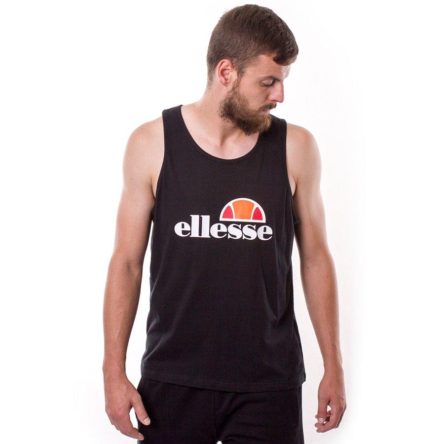 za kilka dni topowe marki przystojny Koszulka męska tank top Ellesse Frattini black
