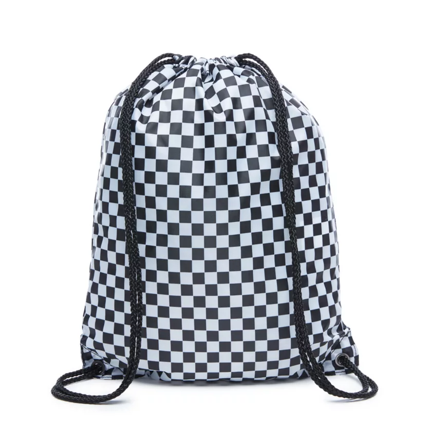 Worek na plecy Vans Benched Bag black white checkerboard
