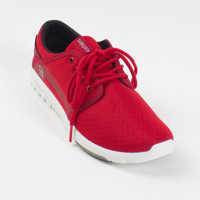 Buty Etnies Sp18 Scout Red/Wht/Grey