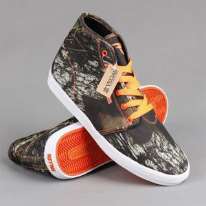 Buty FALLEN H13 Daze High Camo Orange 40,5