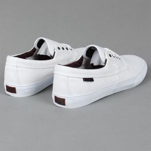 Buty LAKAI S14 Camby White Canvas