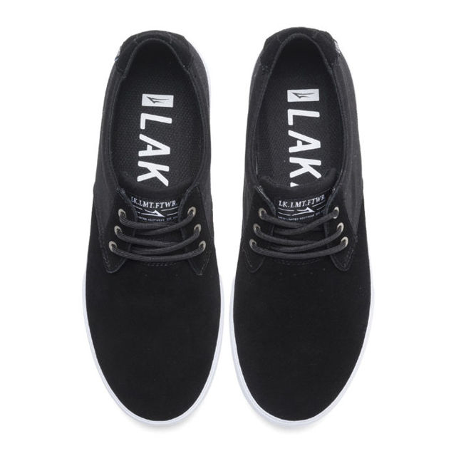 Buty Lakai Sp18 Daly Blk Suede