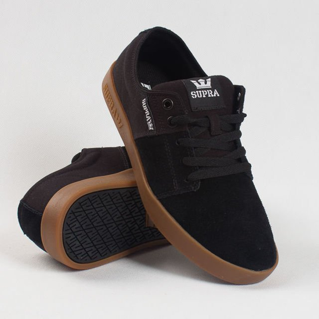 Buty Supra Sp18 Stacks II Blk/Gum