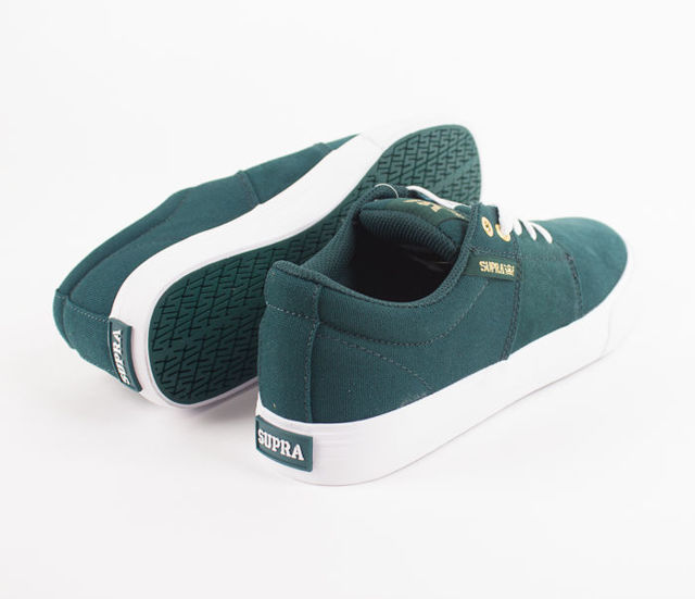 Buty Supra Sp19 M Stacks II Vlc Evergreen/wht