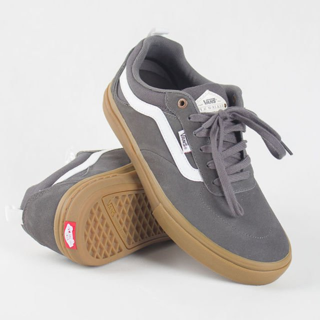 Buty Vans Kyle Walker Pro Pewter/Light/Gum