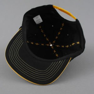 CZAPKA VOL4 ADJUSTABLE SNAP BLK/GOLD