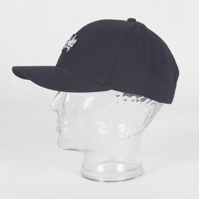 Czapka 6panel Jwp Small Logo Blk