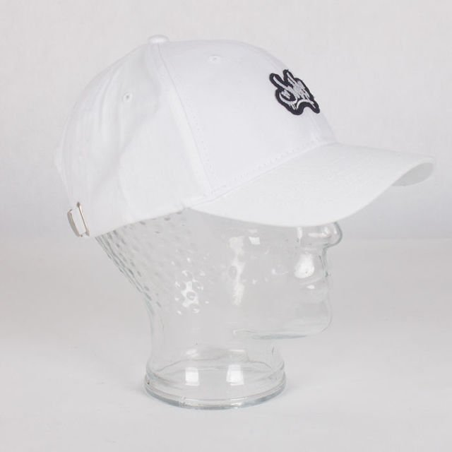 Czapka 6panel Jwp Small Logo Wht