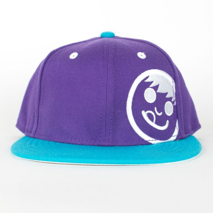 Czapka NEFF F13 Corpo Blue Purple White