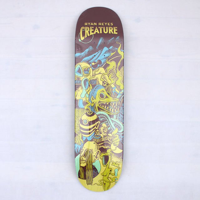 Deck Creature Reyes Eclipse 8.0