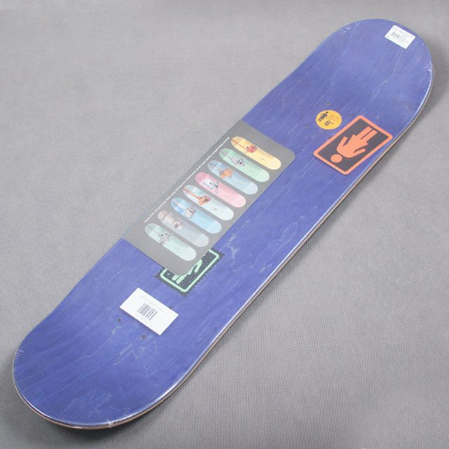 Deck Girl Mike Mo Letterbox 8,0
