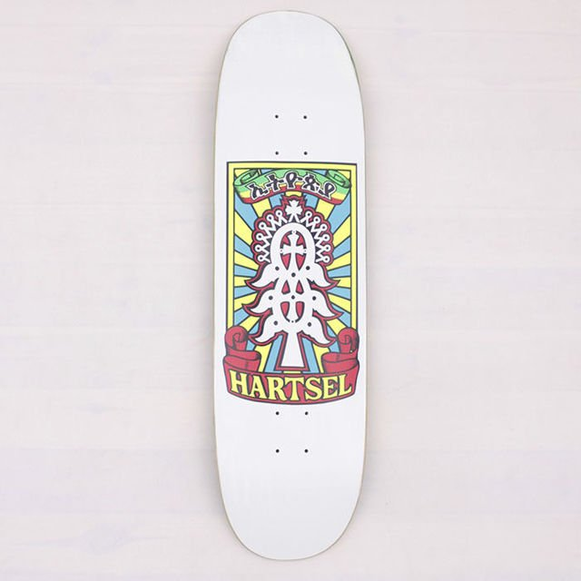 Deck Prime J.Hartles Lilabala Cross Old Shape 8,75""