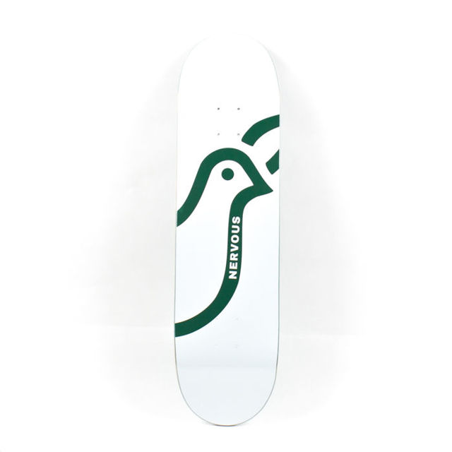 Deska Nervous Sp19 Icon Wht Deep 8,0""