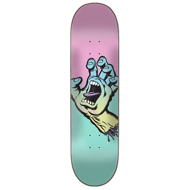 Deska Santa Cruz Pastel Screaming Hand 7.75""