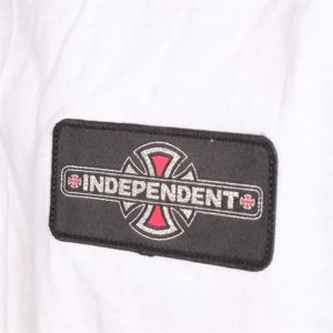 KOSZULKA INDEPENDENT S16 REYNODLS PATCH WHT