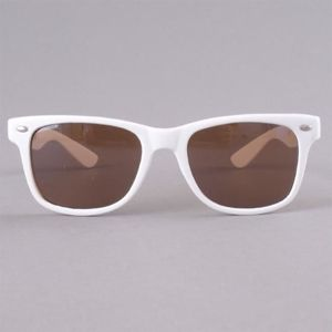 OKULARY CHOCOLATE BASIC CHUNK WHITE