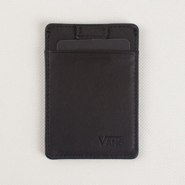 Portfel Vans Eject Card Holder Black