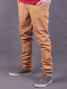 Spodnie Nervous Sp14 Chino Honey