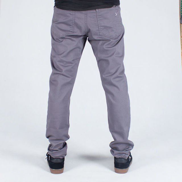 Spodnie Nervous Sp18 Turbostretch Ct Grey