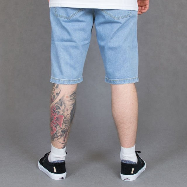 Szorty Nervous SP17 Jeans Light Blue
