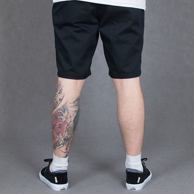 Szorty Vans ss17 authentic strech blk