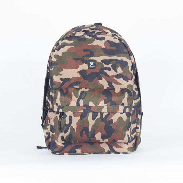 VANS GYM BAG BENCHED RAINBOW