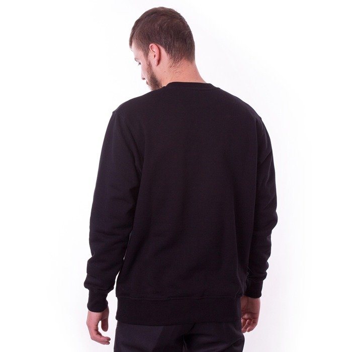 VANS KOSZULKA BELLY UP POCKET TEE BLACK