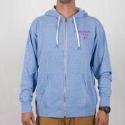 Bluza Independent Sp18 Zip Barbee Cross Sky Hth
